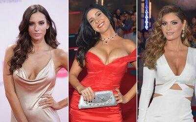 Latin Grammy Sexys