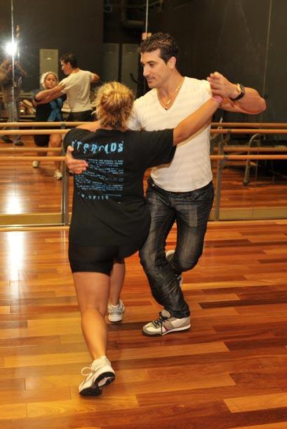 En las coreografías se incluyen disciplinas como la salsa, el merengue y...