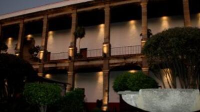 El edificio del Claustro de Sor Juana ha visto pasar la historia, y ahor...