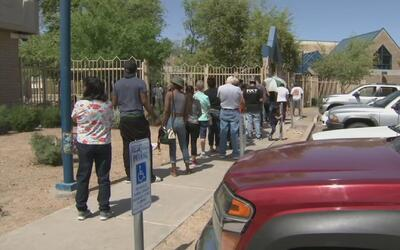 Arizona asegura que en noviembre no se presentarán retrasos para ejercer...