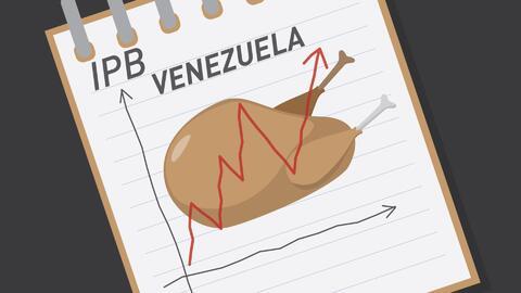 ¿Cómo el pollo en brasa explica la inflación en Venezuela?