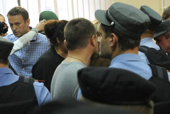 El alcalde en funciones de Moscú, Serguéi Sobianin, se pronunció a favor...