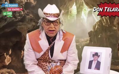 Capítulo 4: Don Telaraño estrena cueva