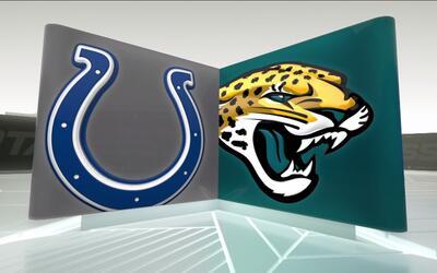 Londres fue para los Jaguars, vencieron a los Colts