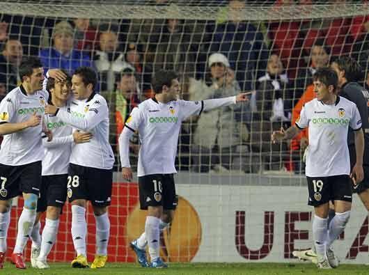 Juan Mata hizo el tanto de la igualada y el marcador final fue de 1-1. V...