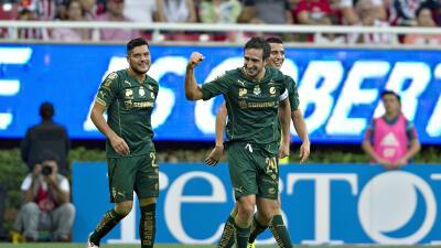 El conjunto lagunero selló su pase a la final con goles de visita...