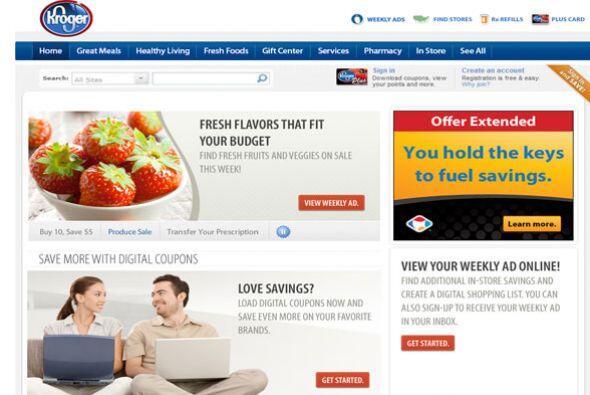 KROGER- Esta compañía está buscando personal para prácticas de gestión d...