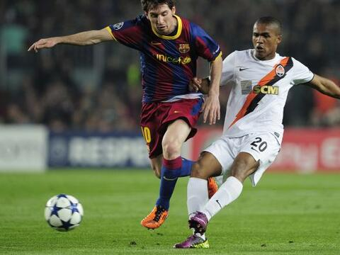Llegó el turno del Barcelona para encarar el primer capítu...