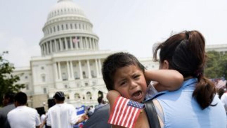 Unos 5 millones de inmigrantes indocumentados podrían ser protegidos de...