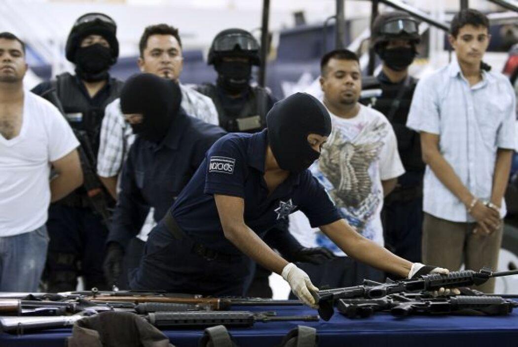 Miembros del cártel de Sinaloa acusados de secuestrar cuatro periodistas...