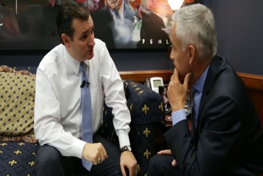 Nos acompañó el Senador Ted Cruz.