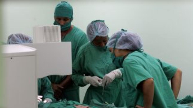 La Unidad Médica Presidencial de Cuba.