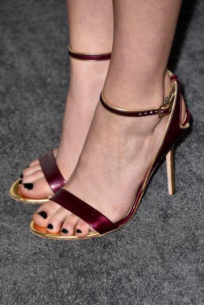 La fascinación de las mujeres: los zapatos. Sensualidad pura.