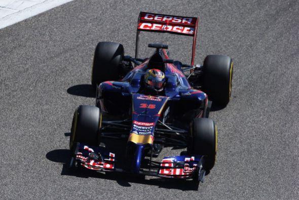 Toro Rosso se caracteriza por dar oportunidad a los jóvenes: Jean-Eric V...