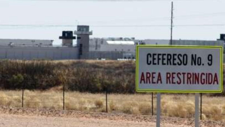 El Cefereso 9 queda ubicado en la fronteriza Ciudad Juárez, en el estado...