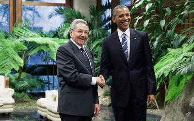 Un año después de la visita de Barack Obama a Cuba, ¿cuáles han sido los...
