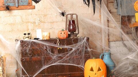Halloween decoracion