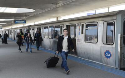 Gobierno entregará fondos federales a Chicago para mejorar la línea roja