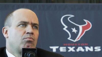 """Bill O'Brien no estaría interesado en quarterbacks del estilo de """"Johnny..."""