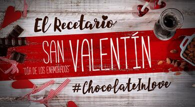 El Recetario #ChocolateInLove