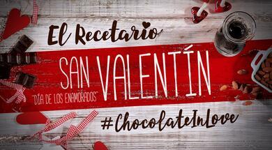 El Recetario #ChocolateInLove