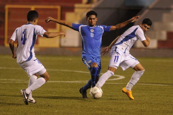 El Salvador derrotó como visitante a Nicaragua por 0-2 en un partido ami...