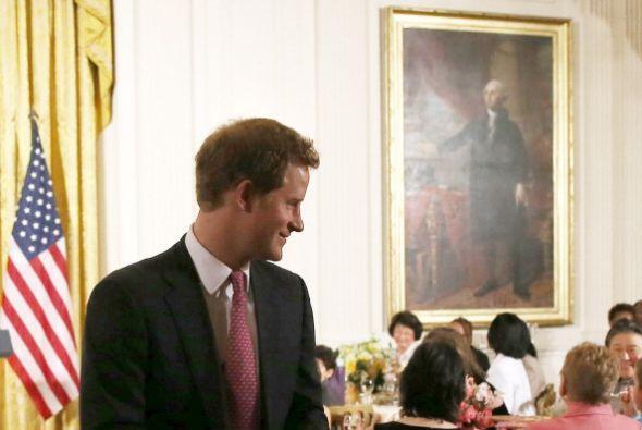 El encuentro tuvo lugar en la Casa Blanca.