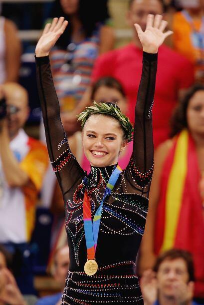 La guapa y flexible Alina Kabáyeva fue una gran gimnasta de r&iac...