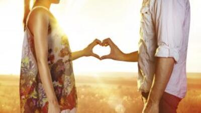 Amor en pareja.
