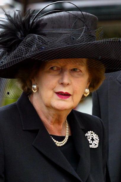 Fue una política británica que ejerció como primera ministra del Reino U...