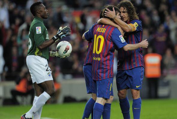 'La Pulga' sigue siendo el máximo goleador de La Liga. y del Barc...