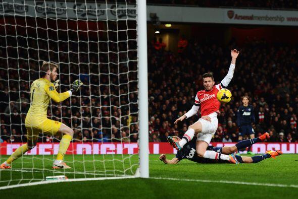 A pesar de que no hubo anotaciones el partido tuvo oportunidades de gol.