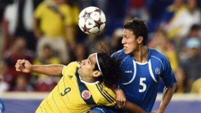 Colombia vs El Salvador