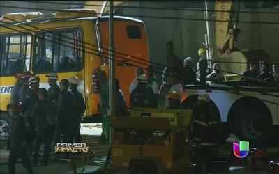 Aumentó la cifra de heridos por el desplome de un puente en Brasil