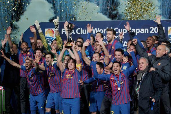 Sumaron una Liga de Campeones al vencer al Manchester United en la final.