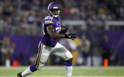 Adrian Peterson, Vikings