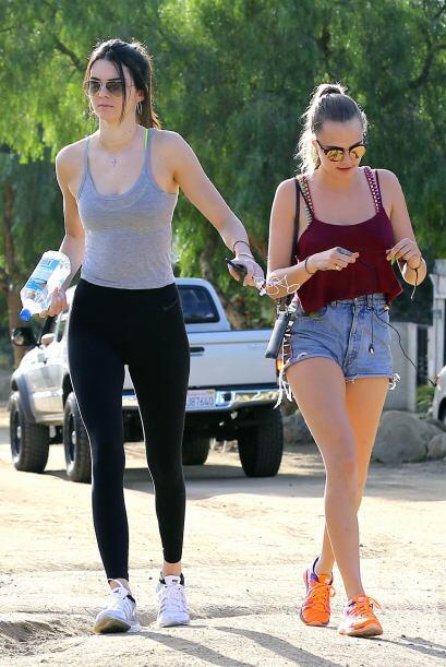 Kendall y Cara