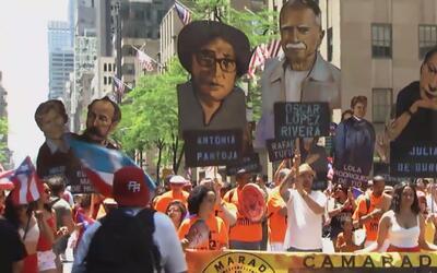 NYPD Hispanic Society da la espalda al desfile puertorriqueño