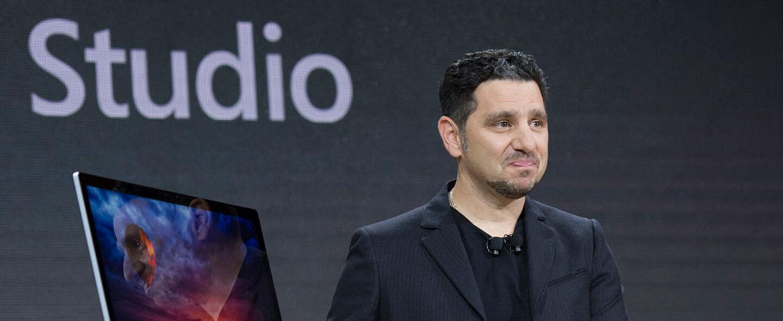 Microsoft Surface Studio: la computadora que reta a Apple