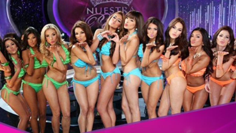 12 finalistas Nuestra Belleza Latina 2013