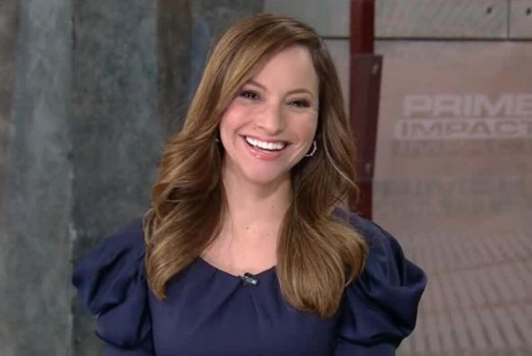 Satcha Pretto, presentadora de noticias en Despierta América, nos hizo u...