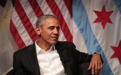 Obama, aunque no necesita ese dinero, comienza ya a sacarle provecho mon...