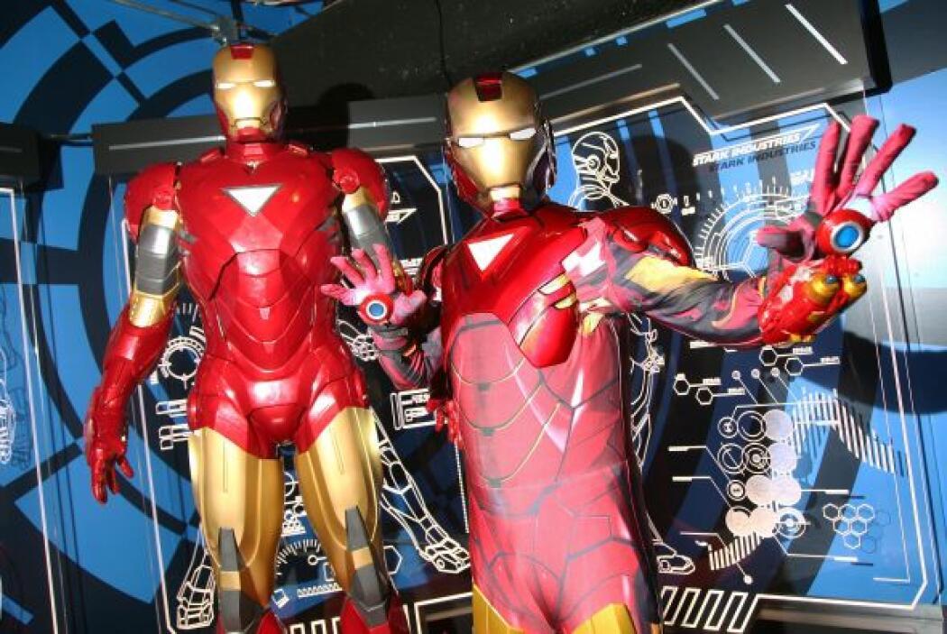 $10 millones- Tendrías que pagar $10 millones por un traje exoesquelétic...
