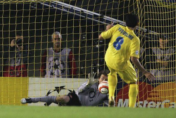 Otro argentino, Juan Román Riquelme, dejó su huella en el Villarreal esp...