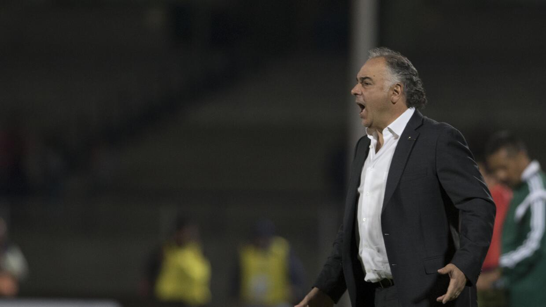 Guillermo Vázquez, DT de Pumas