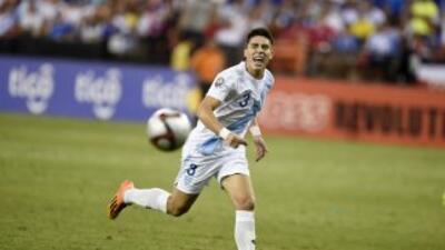 Enoc Vásquez se integra a la MLS con Real Salt Lake.