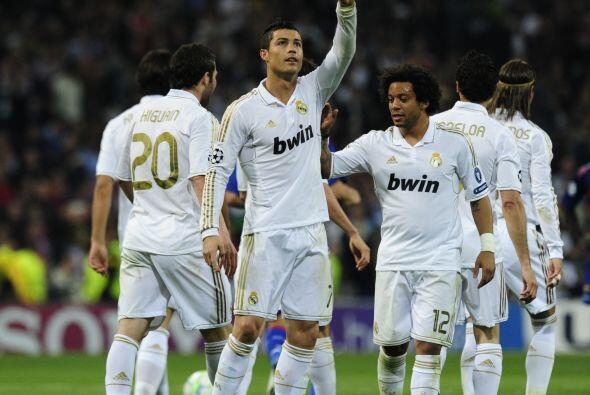 El Real Madrid es de los equipos que depende de sí mismos para avanzar a...