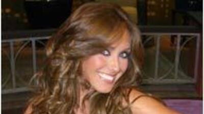 Anahí concedió su primera entrevista como solista a Don Francisco 4d2b95...