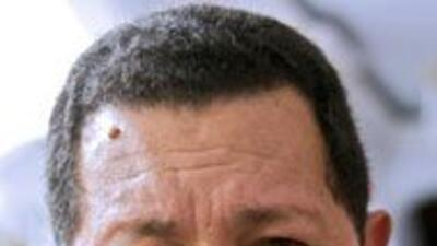 "El presidente Hugo Chávez llamó ""troglodita"" a arzobispo de Caracas, J9o..."