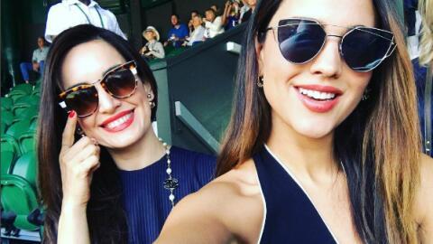 Ana y Eiza